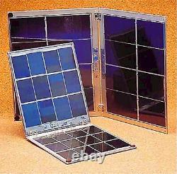 New Solarmade Dual Output Foldable Solar Panel 18Volts/500mA, 36Volts/250mA