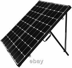 Open Box Renogy RNG-KIT-STCS200MB-VOY20 200 Watt 12 Volt Foldable Solar Panel