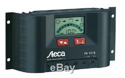 PR-1515 Steca 15 Amp 12 24 Volt Solar Charge Controller PR1515