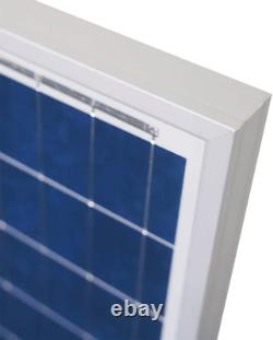 Paneles solares para casas campamentos panel solar 100 Watts 12 Volts