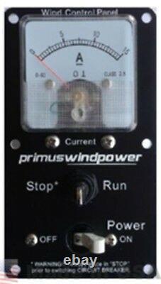 Primus Windpower, Wind Control Panel, 48 Volt