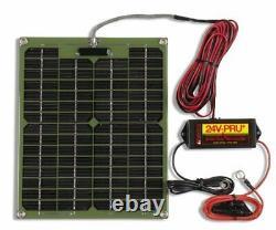 PulseTech SP-24PSC Solar 24-Volt Battery Charger Desulfator