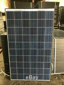 Quantity 10 REC 260 Watt 24 Volt Solar Panels 60 Cell ONOff Grid REC260-PE-Zlink
