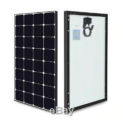 RENOGY Eclipse 100 Watt 12 Volt Monocrystalline Solar Panel