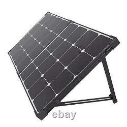 Renogy 100 Watt 12 Volt Eclipse Monocrystalline Off Grid Portable 100W