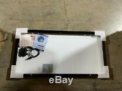 Renogy 100 Watt 12 Volt Eclipse Monocrystalline Solar Panel