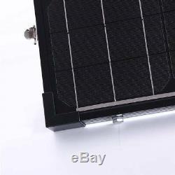 Renogy 100 Watt 12 Volt Monocrystalline Foldable Solar Suitcase witho Controller