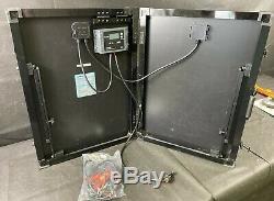 Renogy 100 Watt 12 Volt Monocrystalline Off Grid Portable Foldable 2Pcs 50W