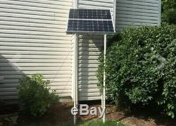 Renogy 100 Watt 12 Volt Solar Panel Great For RVs, Campers, Beach and More