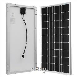 Renogy 100 Watts 12 Volts Monocrystalline Solar Panel, RNG-100D