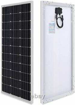Renogy 100 Watts 12 Volts Monocrystalline Solar Starter Kit