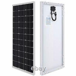 Renogy 100 Watts 12 Volts Monocrystalline Solar Starter Kit Garden & Outdoor