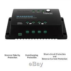 Renogy 100 Watts 12 Volts Polycrystalline Solar Starter Kit