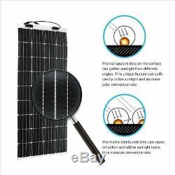 Renogy 160 Watt 12 Volt Flexible Solar Panel