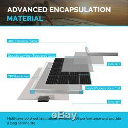 Renogy 175W 12V Volt Mono-crystalline Solar Panel 175 Watt Off Grid PV Power