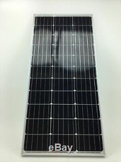Renogy 200 Watt 12 Volt Monocrystalline Kit