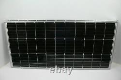 Renogy 200 Watt 12 Volt Monocrystalline Solar Panel Starter Kit w Wanderer