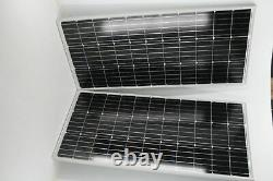 Renogy 200 Watt 12 Volt Solar Panel Starter Kit Rover MPPT Charge Controller