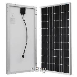 Renogy 200 Watt 12 Volt Solar Starter Kit Monocrystalline Solar Panel
