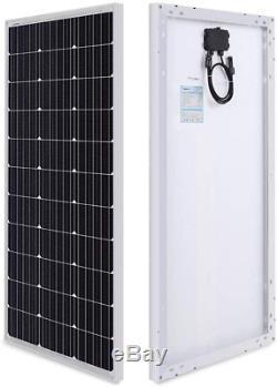 Renogy 200 Watts 12 Volts Monocrystallin Panel Solar Rv Kit, 200W