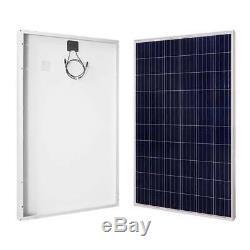 Renogy 270 Watt 24 Volt Polycrystalline Solar Panel (2 panels included)