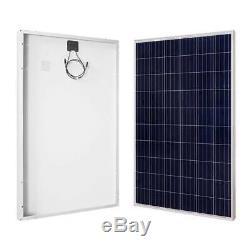 Renogy 270 Watt 24 Volt Solar Panel