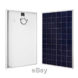 Renogy 2Pc 270 Watt 24 Volt Polycrystalline Solar Panel, RNG-270P, Free Shipping
