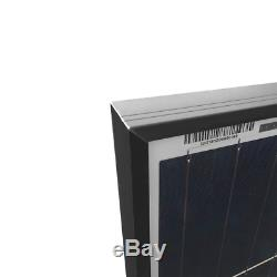 Renogy 2Pcs 270 Watt 24 Volt Solar Panel 540W for Off-Grid On-Grid Large System