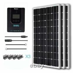 Renogy 300 Watt 12 Volt Monocrystalline Solar Starter Kit