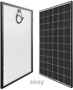 Renogy 300 Watt 24 Volt Monocrystalline Panel 600W Grid Large Solar System