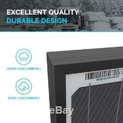 Renogy 300-Watt 24-Volt Monocrystalline Solar Panel for Residential Commercial
