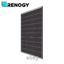 Renogy 4PCS 320W Watt 24 Volt Monocrystalline Solar Panel 4 Pieces Off Grid Home