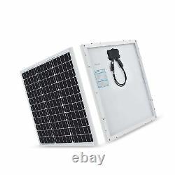 Renogy 50 Watt 12 Volt Monocrystalline Solar Panel (Compact Design) 50 Watts