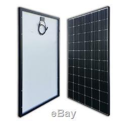 Renogy Portable Solar Panel 24-Volt Monocrystalline Silicon Corrosion Resistant