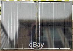 Renogy RNG-KIT-STCS100D-NC 100 Watt 12 Volt Monocrystalline Solar Suitcase