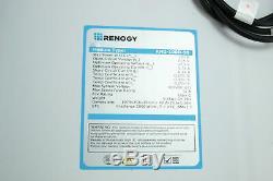 Renogy Solar Panel 2pcs 100 Watt 12 Volt Monocrystalline 2 Pack Compact Design