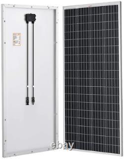 Rich Solar 200 Watt 24 Volt Moncrystalline Solar Panel High Efficiency Solar Mod
