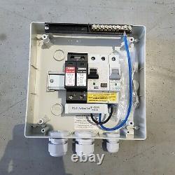 SONDER-FP383 Solar Anschlusskasten Photovoltaik AC 16A Doktorvolt SONDER-FP383