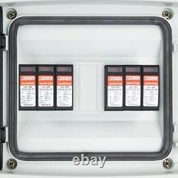 Solar Anschlusskasten DC 1000V T2 PG 2x Phoenix T2 2-String Doktorvolt 4432