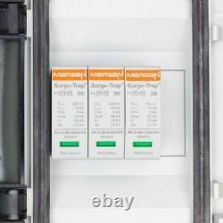 Solar Anschlusskasten PV DC 1xMersen T1 T2 1-String IP65 Doktorvolt 4418