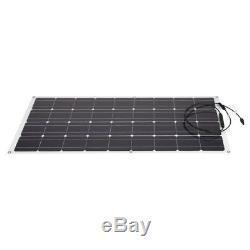 Solar Cynergy 175 Watt 12 Volt Mono Flexible Bendable Solar Panel RV Boat BP#
