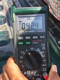 Solar Panel 295 Watt With AGM 12 Volt Batteries Qty 6 Panels 1770W 4-Batteries