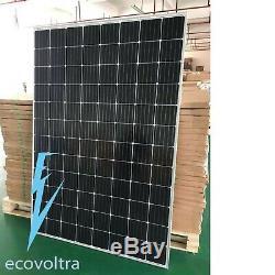 Solar Panel 500w 96 Cell 50 Volt Monocrystalline 77 X 51.6 X 1.8