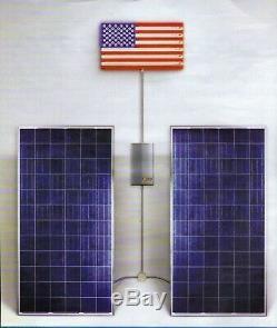 Solar Panel 50 Watt 12 Volt New On Sale