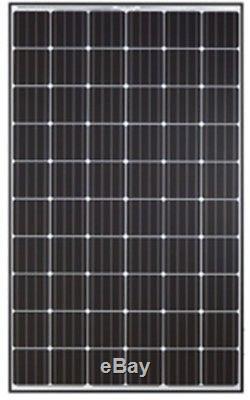 Solar Panel, Hanwha Solar, 305 Watt, 20 Volt, Mono