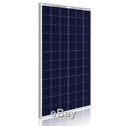 Solar Panel, Hanwha Solar, 385 Watt, 24 Volt, DUO Cell, Mono