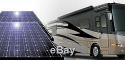 Solar Panel Panneau Solaire PV 400 W 4 100 W Watt Mono 12 Volt MC4 chaler RV