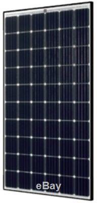Solar Panel, SolarWorld, 350 Watt, 24 Volt, Mono