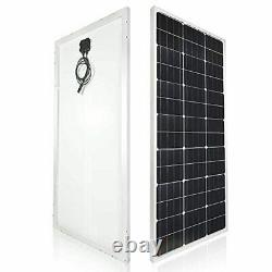 Solar Powered RV Charger for Battery 12 Volt Vehicle Car AGM Travel Trailer Boat
