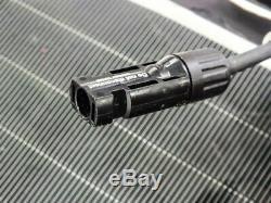 Solopower SP1-80 80 Watt 23 Volt 7-Ft Flexible Lightweight CIGS Solar Panel MC4